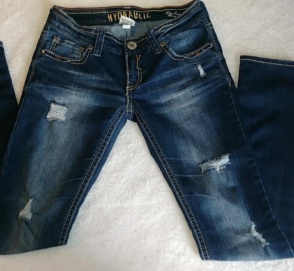 31d78645c43 Hydraulic Denim - Hydraulic Bailey Skinny Jeans